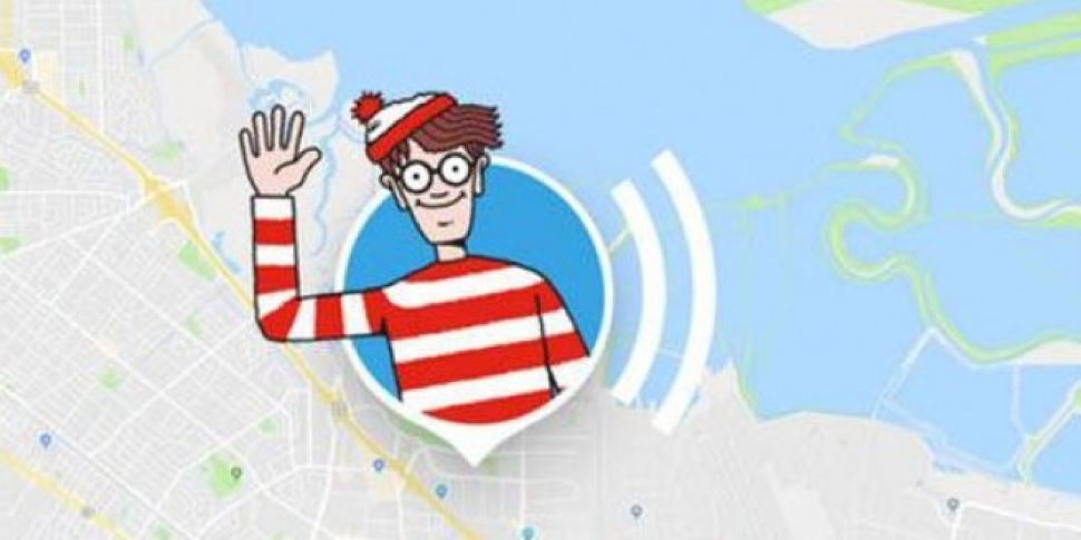 Google Maps Launch Online Where's Wally Game