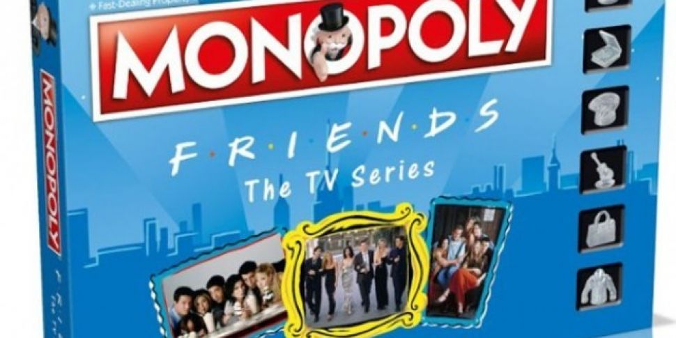 A Friends Version Of Monopoly Now Exists