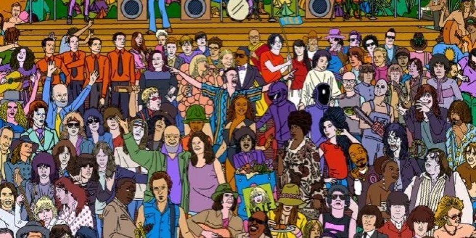 'Where's My Welly' A Festival Themed Where's Wally