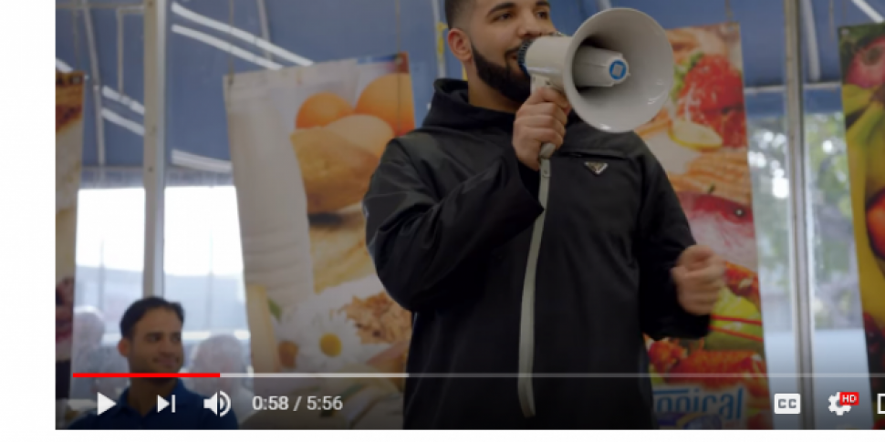 Drake Among The Artists Hit By Youtube Hack