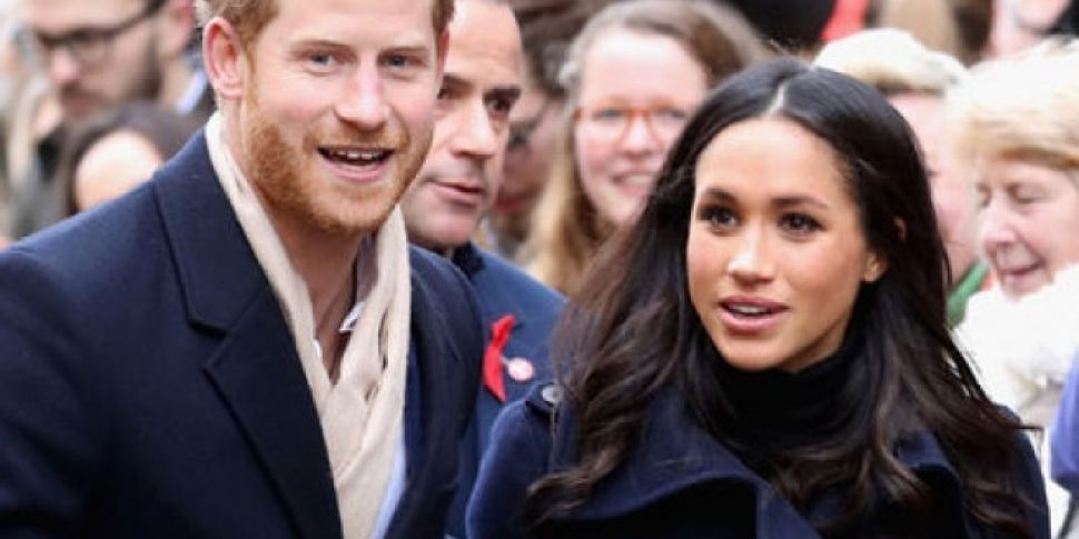 There's Now A Royal Wedding Plate Commemorating Markle's Marraige To ...