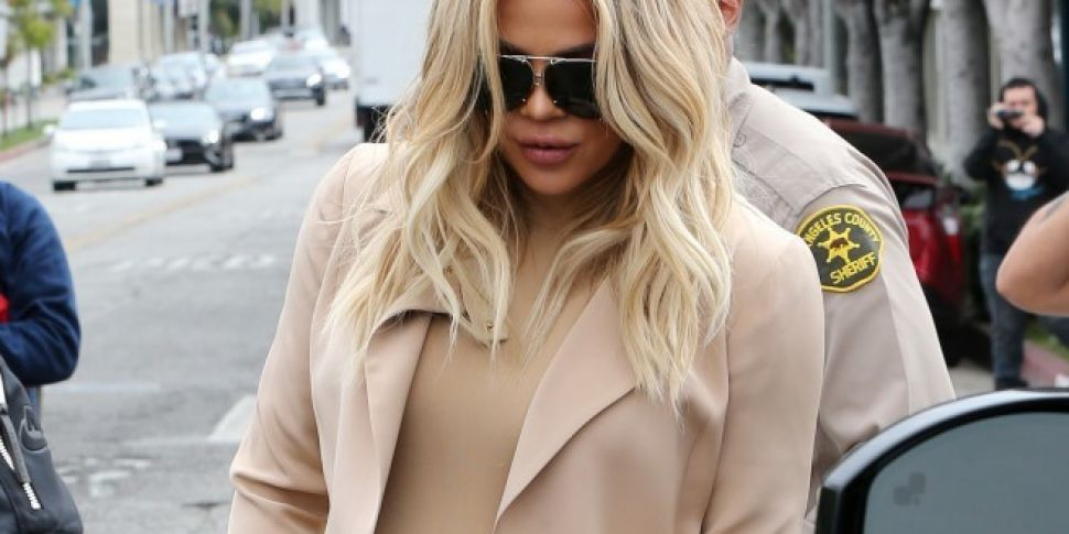 Khloe Kardashian Is Reportedly In Labour