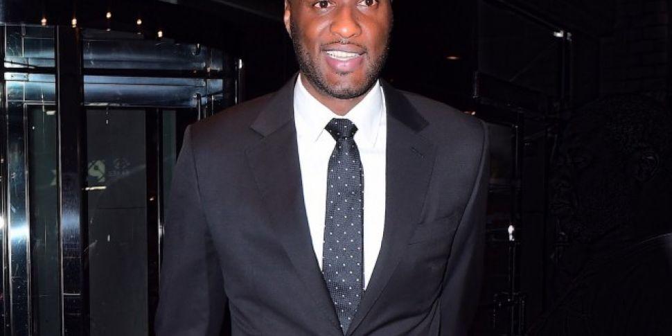 Lamar Odom Breaks Silence Amid Tristan Cheating Scandal