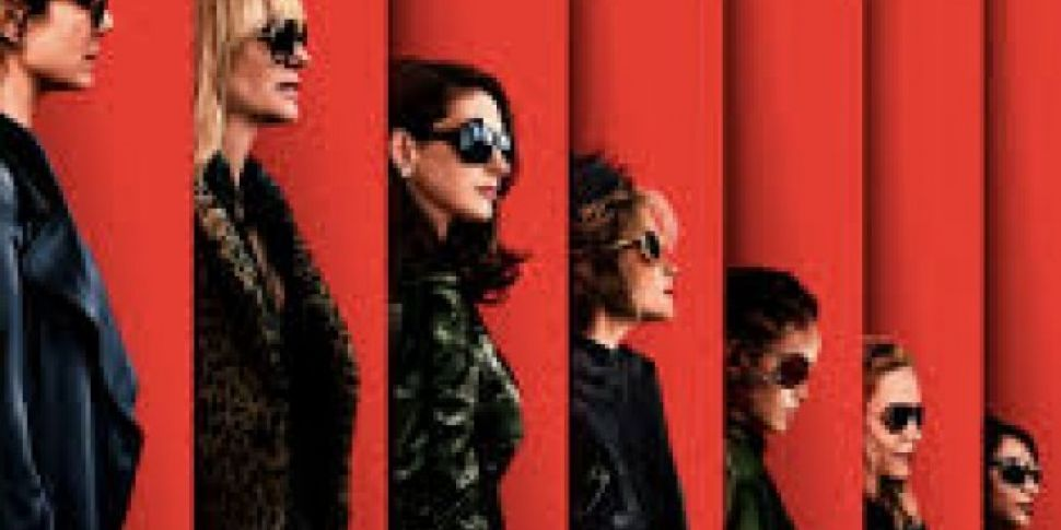 The Latest Trailer for 'Ocean's 8' Is Here