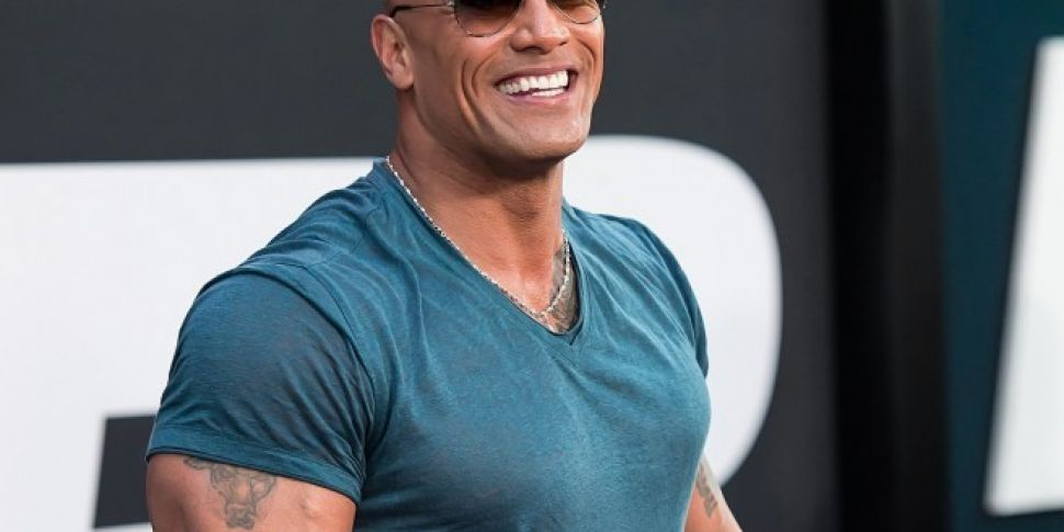 """Dwayne  'The Rock' Johnson """"Moved"""" By Support After Opening Up About Depression"""