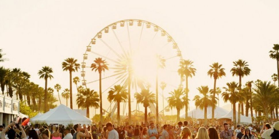 Watch Coachella LIVE This Week...