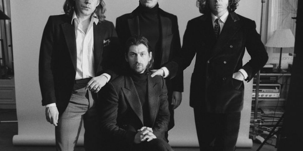 Arctic Monkeys Add Extra 3Aren...
