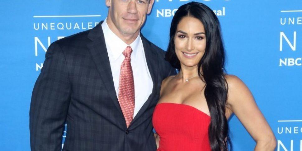 John Cena & Nikki Bella Have C...