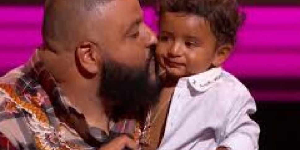 DJ Khaled Is Trying To Trademark His Son's Name