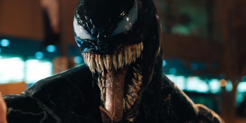 The Trailer For 'Venom&#39...