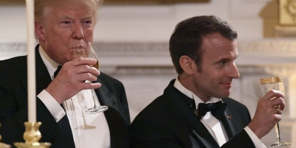 Donald Trump Partied With P Di...