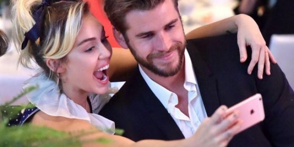 Miley Cyrus & Liam Hemsworth A...
