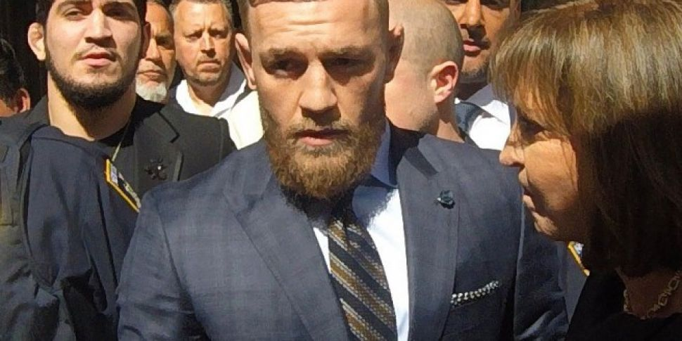 Could Be Good News For Conor M...