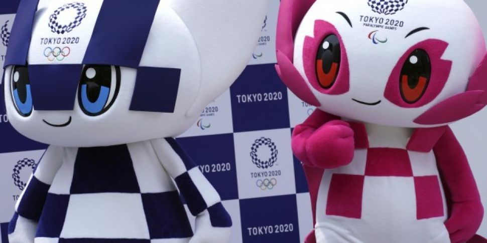 2020 Paralympic Games In Tokyo...