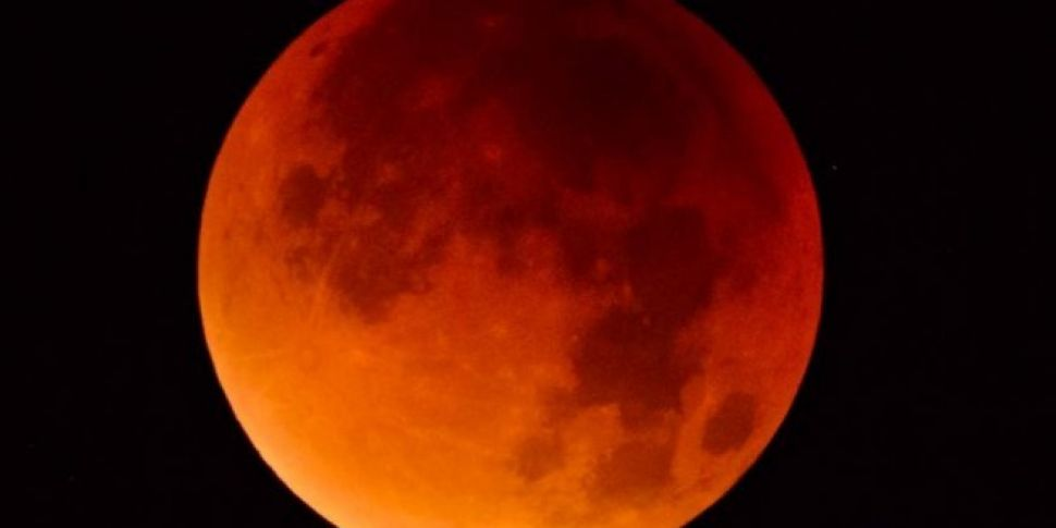 A Blood Moon Is Coming And It...