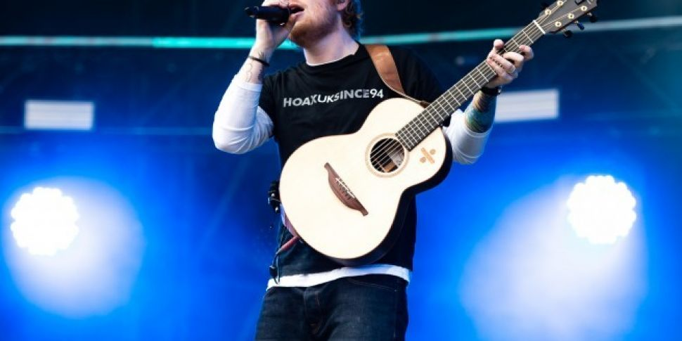 Ed Sheeran's Cats Now Have...