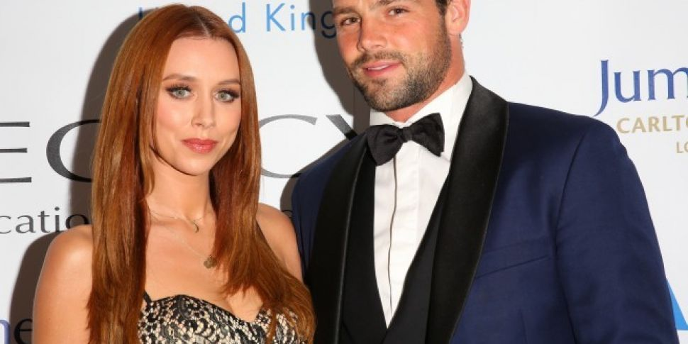Una Healy And Ben Foden Have S...