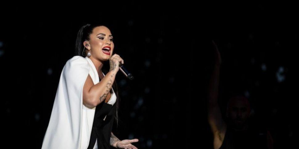 Demi Lovato's Dancer Relea...