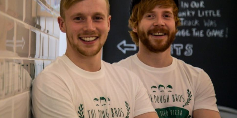 Join  'The Dough Bros' in supp...