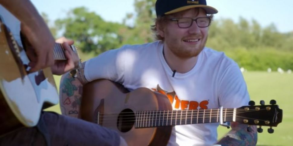 Ed Sheeran's Documentary T...