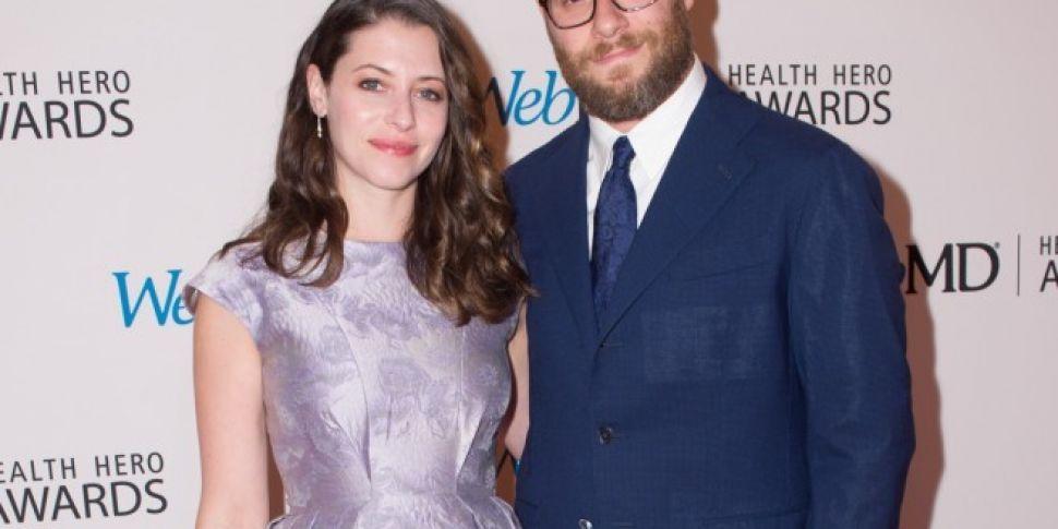 Seth Rogen & Lauren Miller&#39...