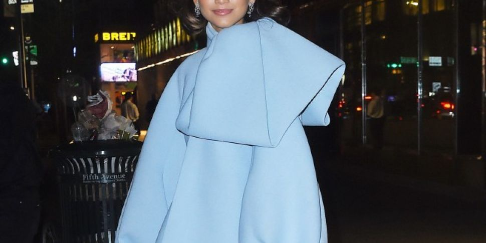 Zendaya Speaks Out About The E...