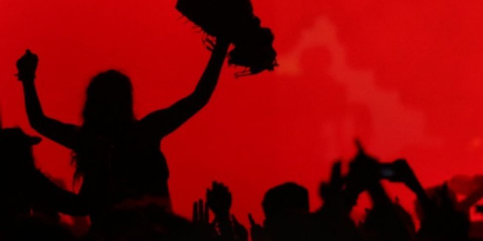 Enter A Rave Through A Portalo...