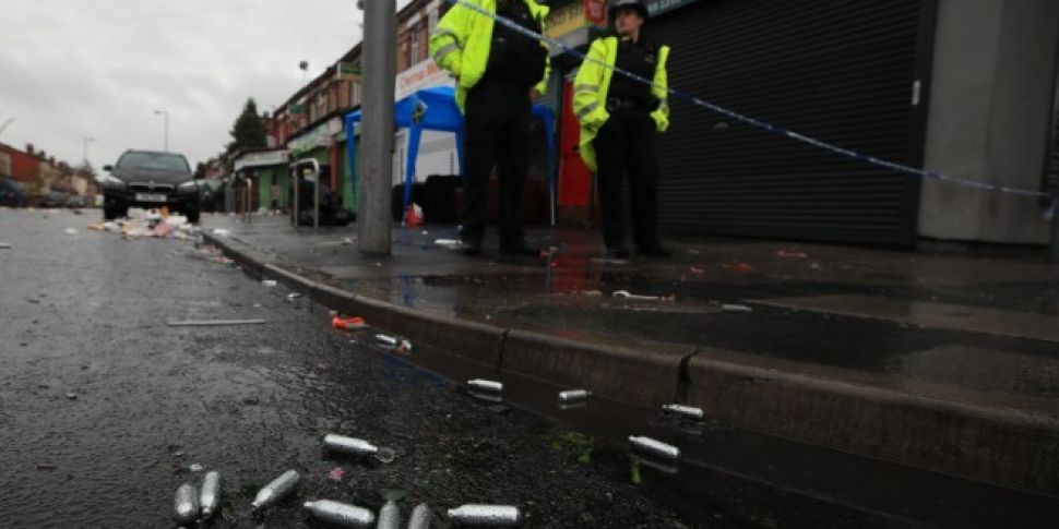 10 People In Hospital After Ma...