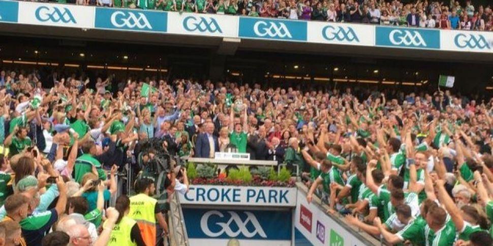 Limerick Are All Ireland Hurling Champions 2018