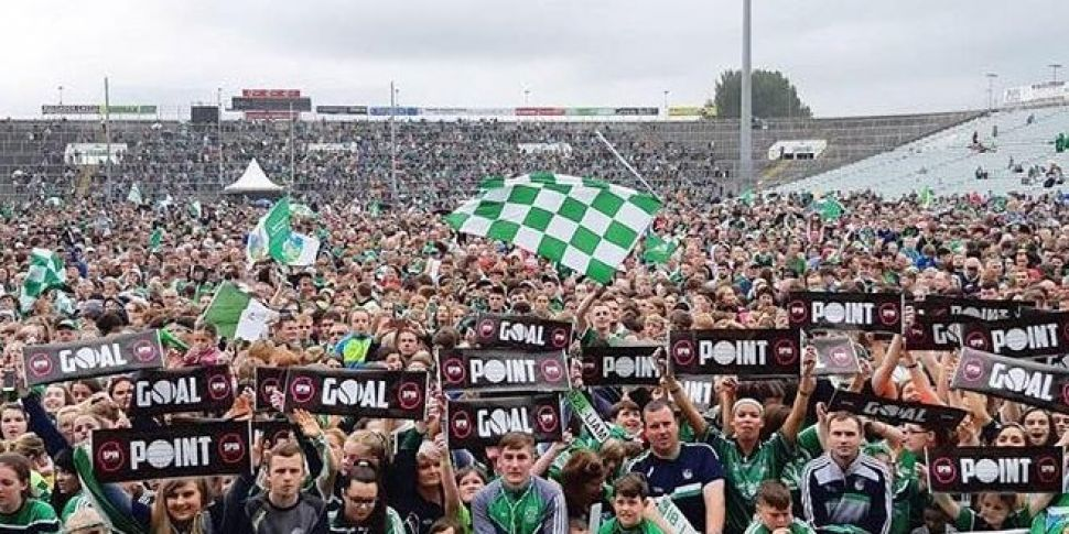 Limerick Turns Green After Hurlers' Incredible All-Ireland Win