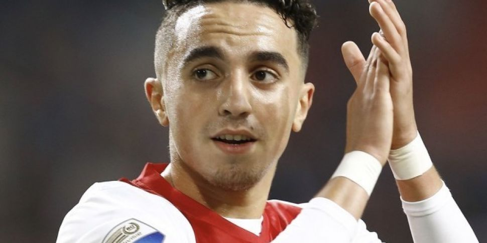 Ajax Player Appie Nouri HAs Woken Up From A Year Long Coma