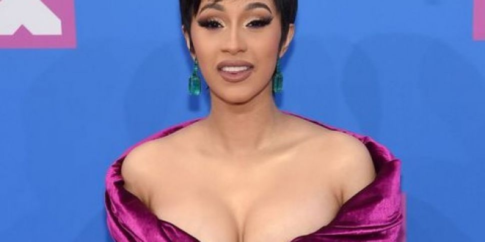 Cardi B Tricked VMAs Viewers With A 'Reveal' Of Baby Kulture