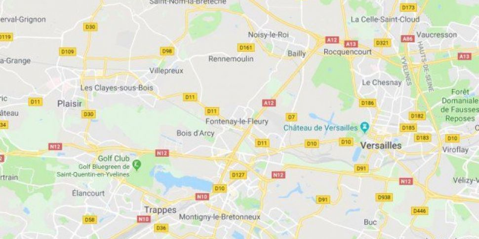 Two Killed In Knife Attack In Paris Suburb