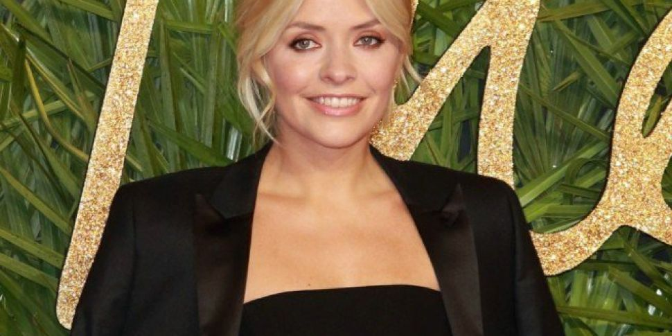 Holly Willoughby Will Reportedly Host I'm A Celeb With Dec
