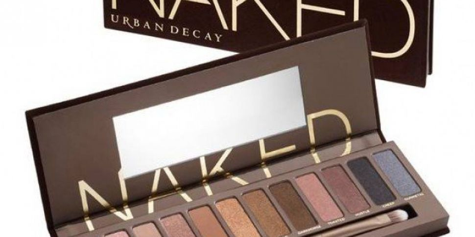 Urban Decay Is Discontinuing The Naked Palette