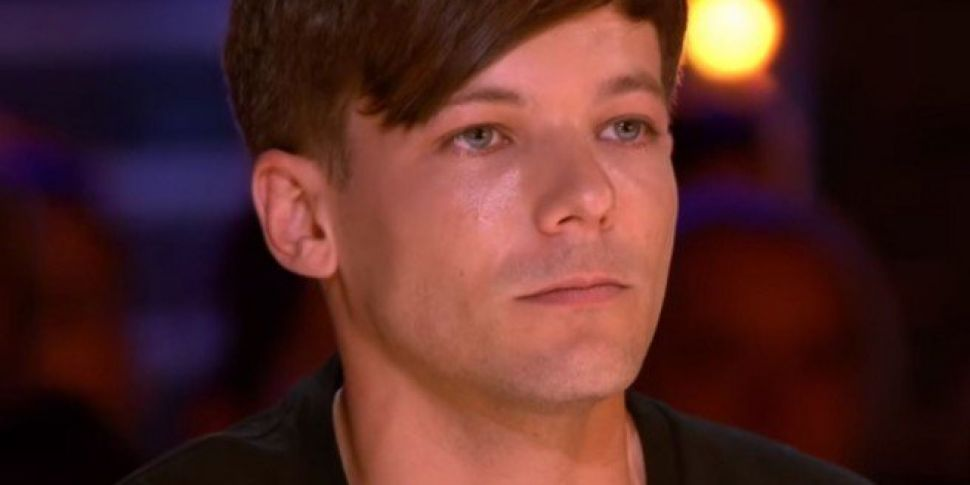 Louis Tomlinson Brought To Tears During X Factor Auditions
