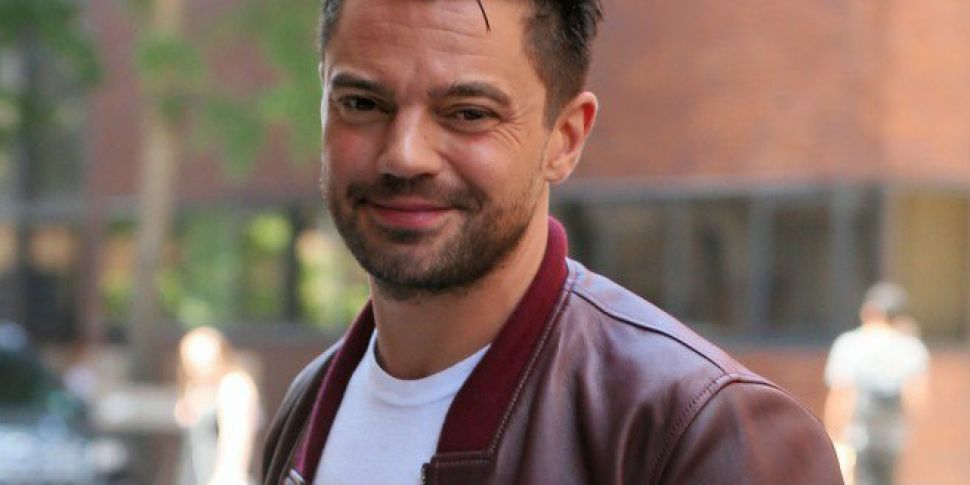 Dominic Cooper Spotted With Jack Whitehall's Ex