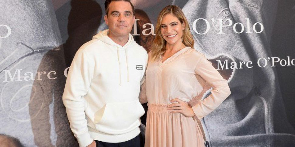 Robbie Williams & Ayda Field Welcome New Baby Girl