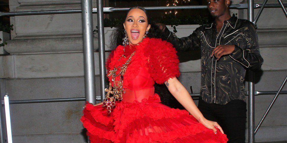 Cardi B Reportedly Feels 'No Remorse' For Nicki Minaj Fight