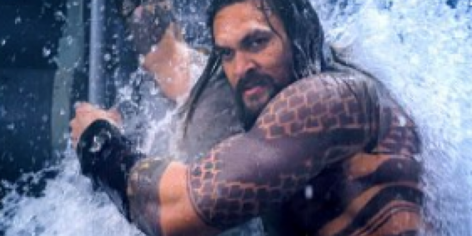 Dive Into The First Look At Aquaman