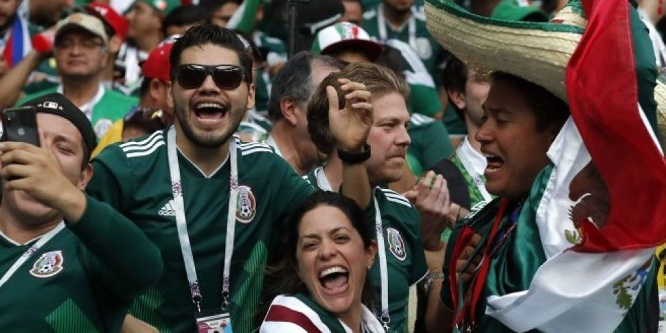 Mexico's Wild World Cup Celebrations May Have Triggered An 'Earthquake'