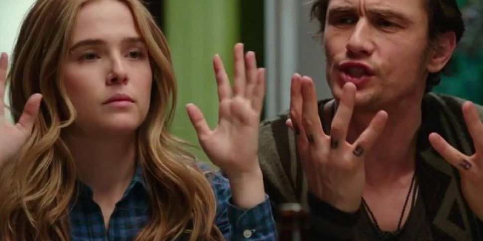 Zoey Deutch Reveals What It Was Like To Kiss James Franco