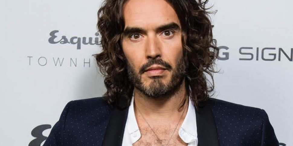 Russel Brand To Become Dad To Baby No. 2