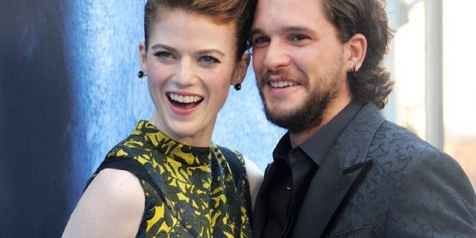 Kit Harington And Rose Leslie To Tie The Knot In Scottish Castle