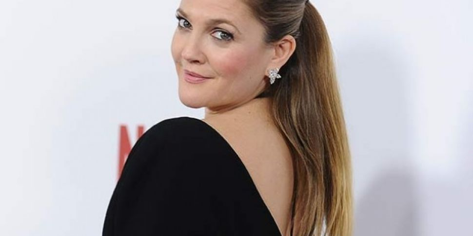 Drew Barrymore Admits To Spray Painting Ex's Car