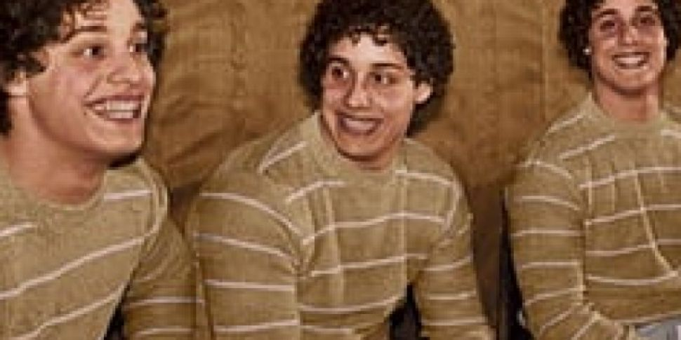 Watch The Viral Trailer For Three Identical Strangers