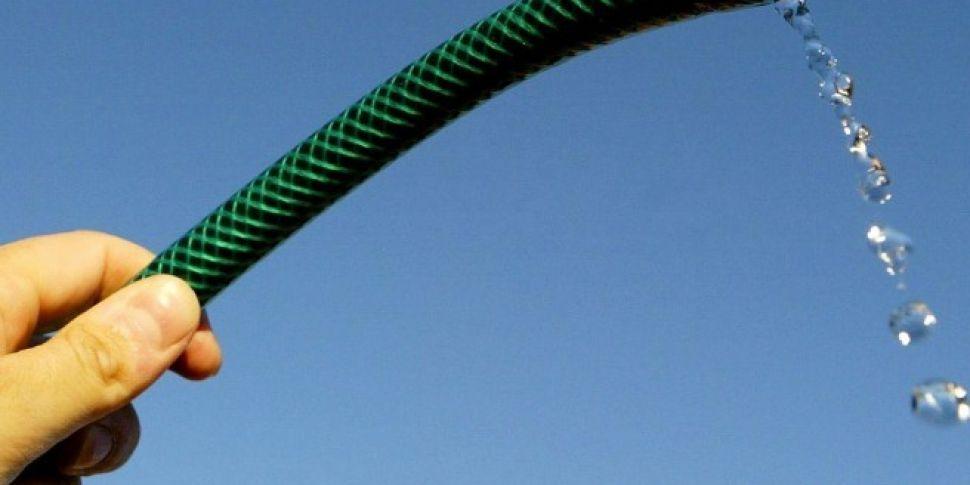 Irish Water Announce Nationwide Hosepipe Ban