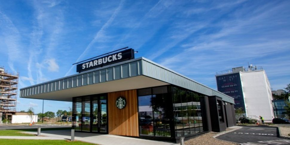 Shannon Free Zone Gets The Country's First Starbucks Drive-Thru