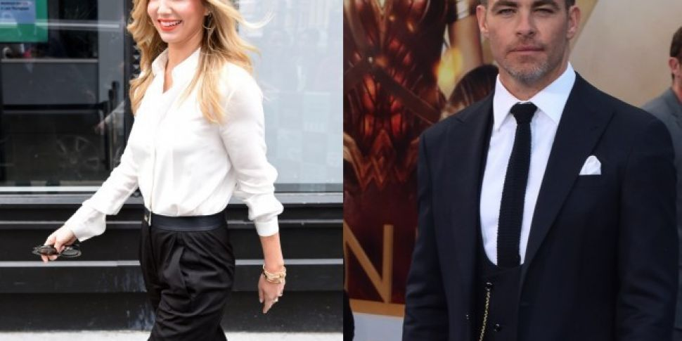 Chris Pine & Annabelle Wallis Confirm Romance Rumours