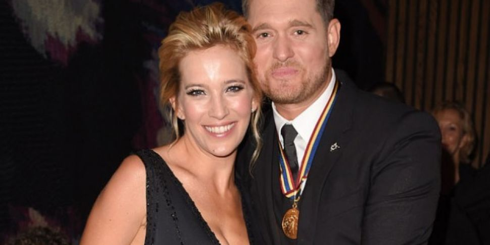 Michael Buble Confirms Wife Luisana Lopilato Is Expecting First Daughter